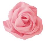 rose tissu clover
